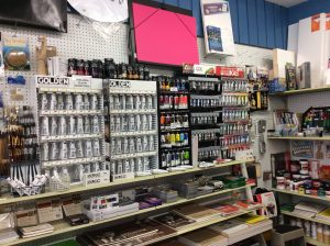 Art Supplies - Garibaldi Graphics