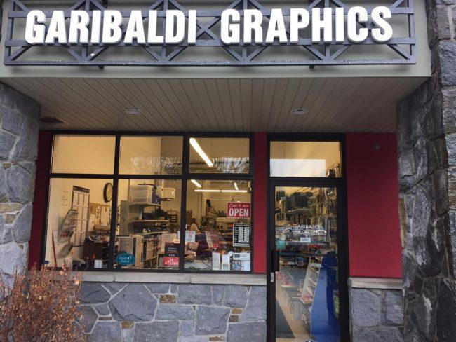 Garibaldi Graphics Whistler BC